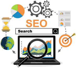 Search Engine Optimisation Concept