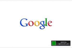 Eye Dropper Chrome Extension: Screenshot
