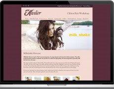 Web Design Portfolio - Case Study - Atelier Clifton