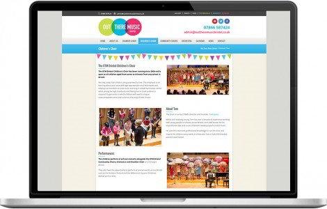 Web Design Portfolio - Case Study - OTMB