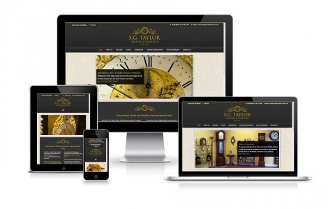 S.G. Taylor Clocks & Watches
