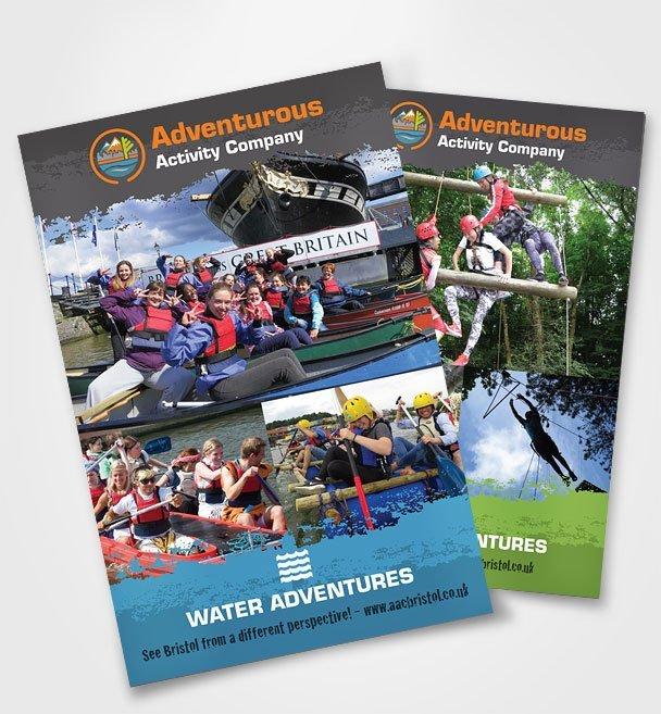 Leaflet Brochure Print Design