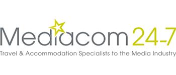 Mediacom logo design