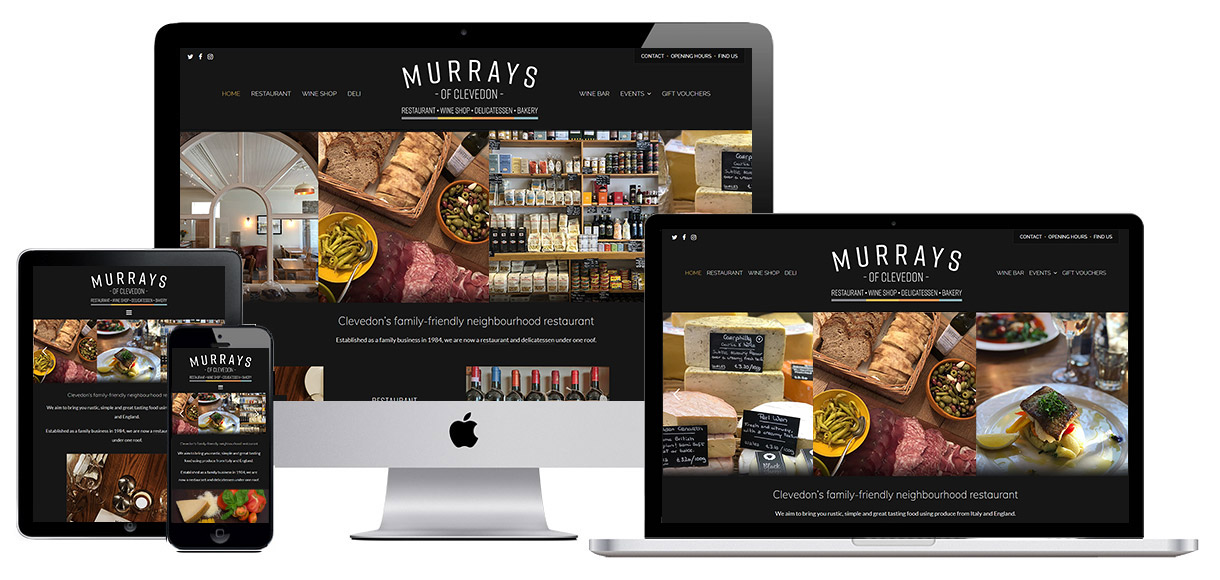 Case Study - Murrays of Clevedon - Restaurant & Deli