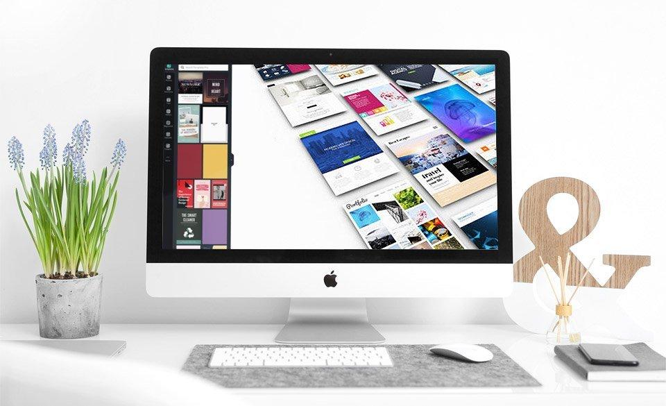 Print design workstation